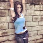 Meg Turney Lara Croft Tomb Raider Sexy Bondage