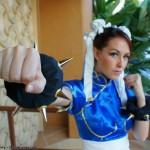 Meg Turney Chun Li Punch Eurobeat Kasumi Photography
