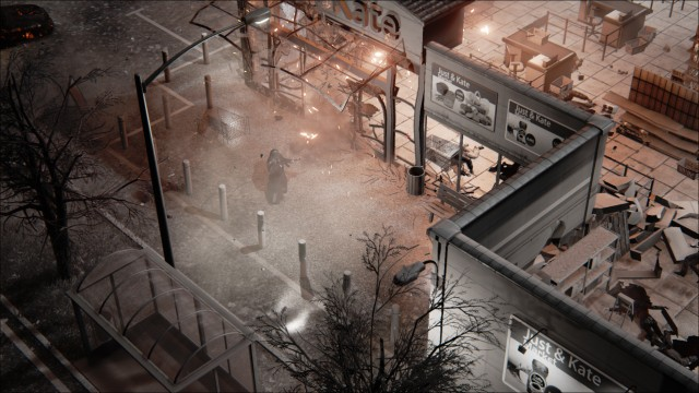 Hatred Pc Game Screenshots Gallery