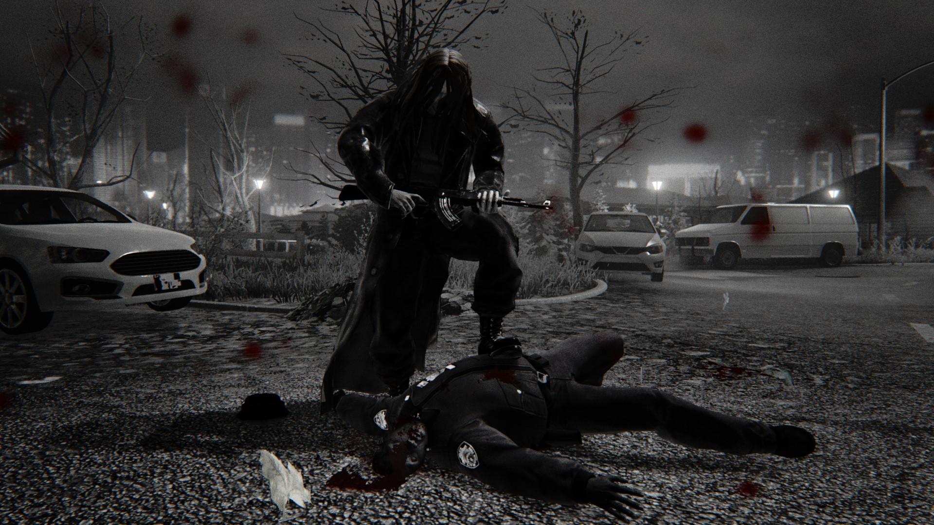 Hatred Gameplay Screenshot PC Conquered