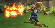 Legend of Kay HD Anniversary Gameplay Screenshot Wii U PS4 PC