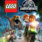Lego Jurassic World Artwork