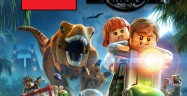 Lego Jurassic World Artwork
