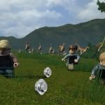 Lego Jurassic World Raptors Screenshot