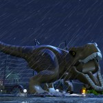 Lego Jurassic World T-Rex Screenshot