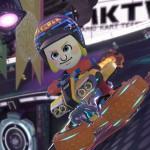 Mario Kart 8 Amiibo Costumes Pacman Gameplay Screenshot Wii U