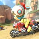 Mario Kart 8 Amiibo Costumes Pikmin Gameplay Screenshot Wii U