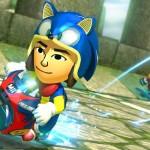 Mario Kart 8 Amiibo Costumes Sonic Gameplay Screenshot Wii U