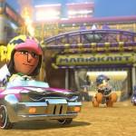 Mario Kart 8 Amiibo Costumes Wario Gameplay Screenshot Wii U