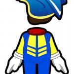 Mario Kart 8 Amiibo Outfit Sonic Wii U