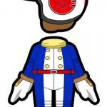Mario Kart 8 Amiibo Outfit Toad Wii U