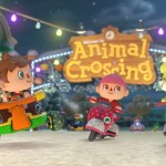 Mario Kart 8 Animal Crossing Go Gameplay Screenshot Isabelle Male Female Villagers Wii U