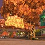 Mario Kart 8 Animal Crossing Tracks Gameplay Screenshot Fall Trees Wii U