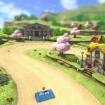 Mario Kart 8 Animal Crossing Tracks Gameplay Screenshot Nice Town Wii U