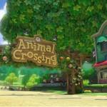 Mario Kart 8 Animal Crossing Tracks Gameplay Screenshot Starting Line Wii U