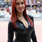 Meg Turney Black Widow Smile
