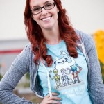 Meg Turney Geek Star Wars Shirt