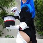 Meg Turney Zattana Cosplay Hat Trick