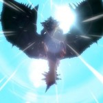 Monster Hunter Stories Screenshot Like a Dove From Above 3DS