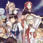 Tales of Zestiria Characters Artwork