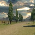 Tales of Zestiria Gameplay Screenshot Open Field