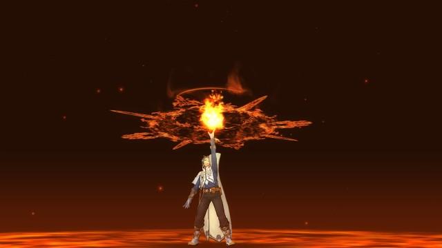 Tales of Zestiria Gameplay Screenshot Summon