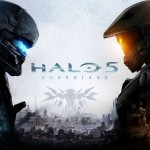 Xbox One Halo 5 Guardians Box Artwork Poster