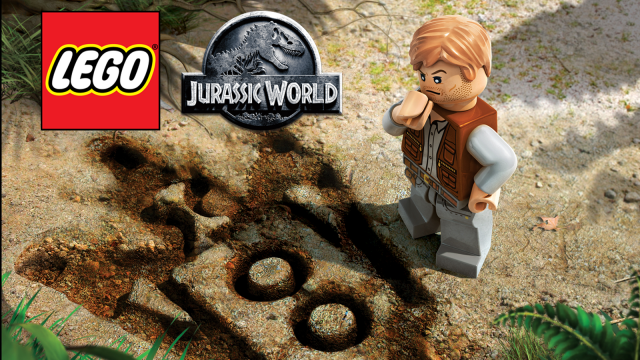 Lego Jurassic World Wallpaper