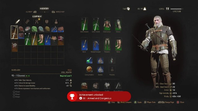 Craft Crossbow Witcher