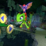 Yooka Laylee Artwork Coin Collecting Official Wii U PS4 Xbox One PC Mac