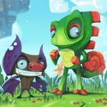 Yooka Laylee Artwork Original Design Looks Official Wii U PS4 Xbox One PC Mac
