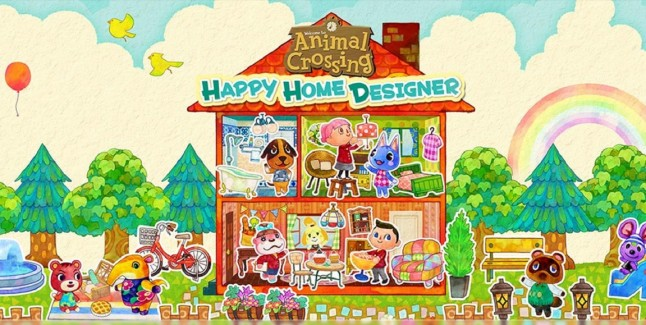 Animal Crossing: Happy Home Designer Announced for 3DS. Debut ...