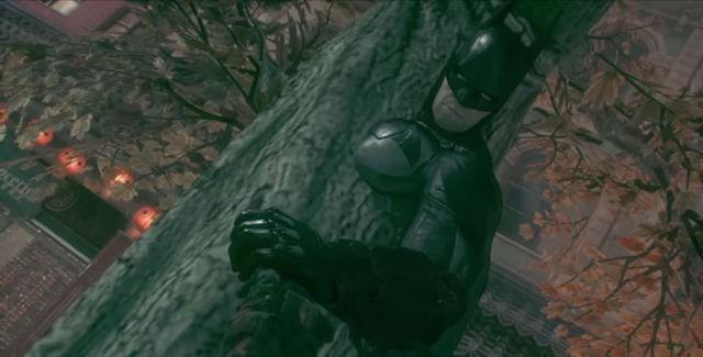 Batman: Arkham Knight Glitches