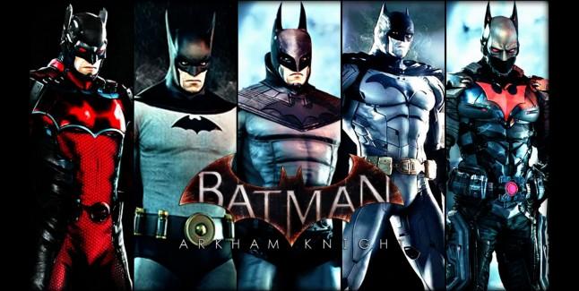 How To Unlock All Batman Arkham Knight Costumes