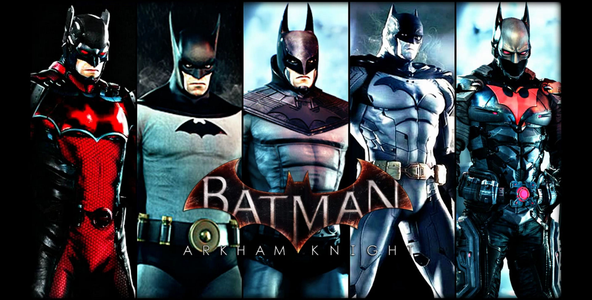 How To Unlock All Batman Arkham Knight Costumes