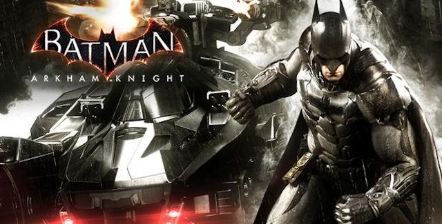 Batman: Arkham Knight Walkthrough
