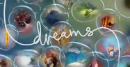 Dreams PS4 Logo Artwork Screenshot