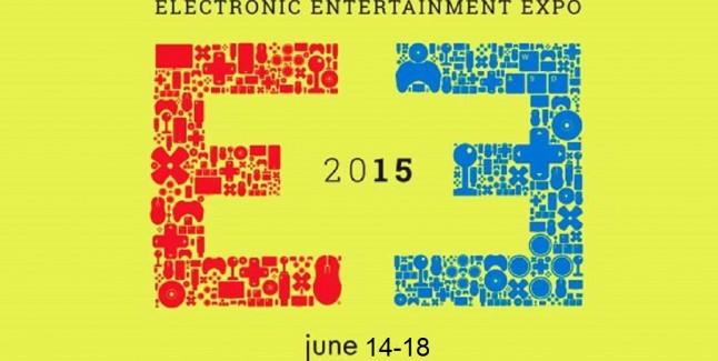 E3 2015 Logo June 14-18 Los Angeles Convention Center Artwork