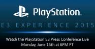 E3 2015 Sony Press Conference Roundup