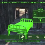 Fallout 4 Crafting Beds Xbox One PS4 PC Gameplay Screenshot