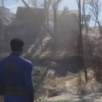 Fallout 4 Wide Open Forest World to Explore Xbox One PS4 PC Gameplay Screenshot
