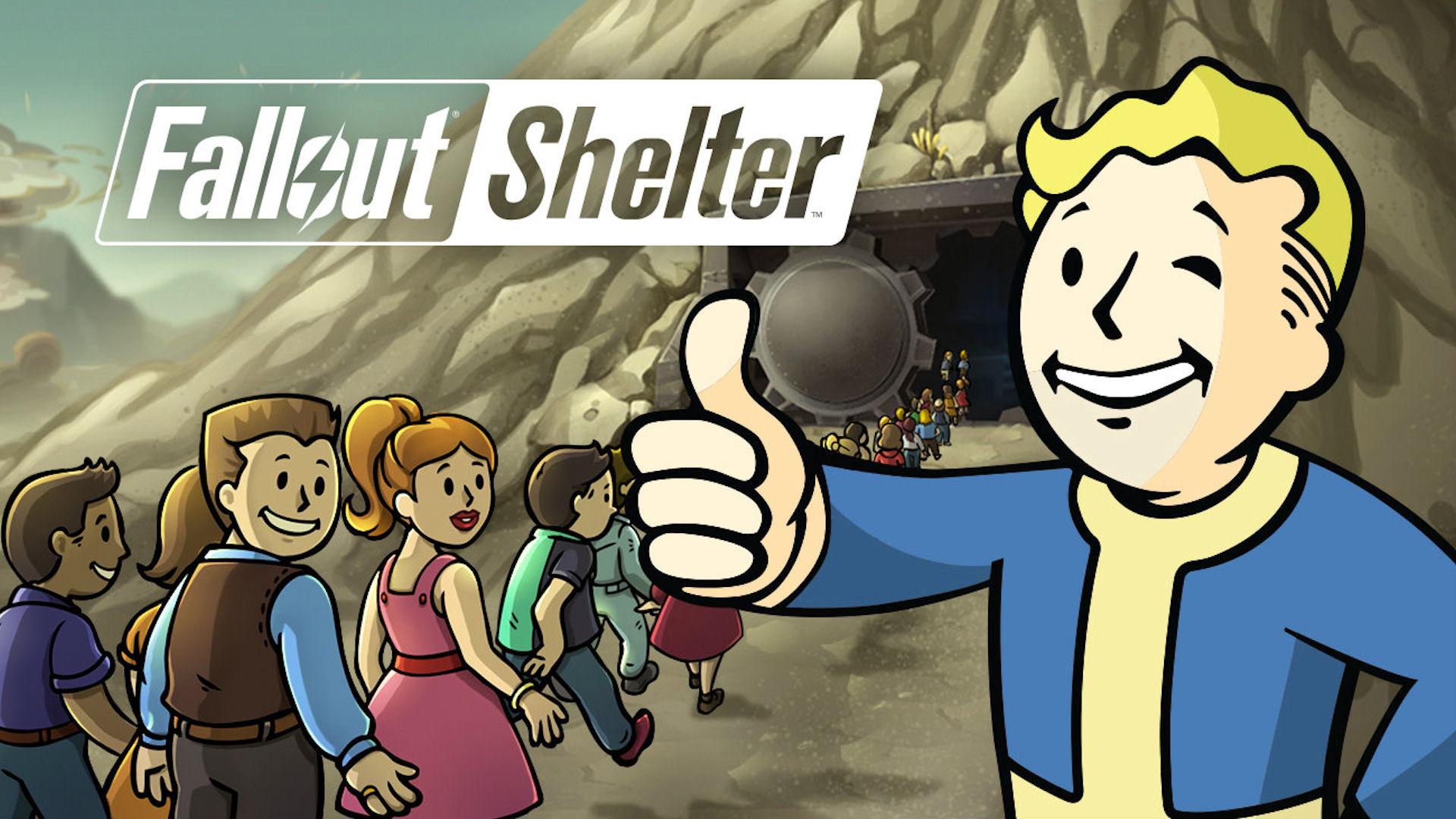 Fallout Shelter Wallpaper