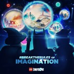 Lego Dimensions Break the Rules of Imagination Artwork Official