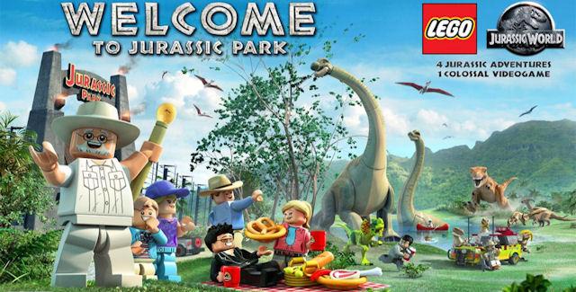 Lego Jurassic World Cheats