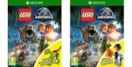 Lego Jurassic World Pre-Order Bonuses