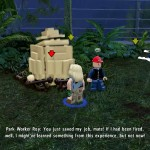 Lego Jurassic World Red Brick 12: Attract Studs Location