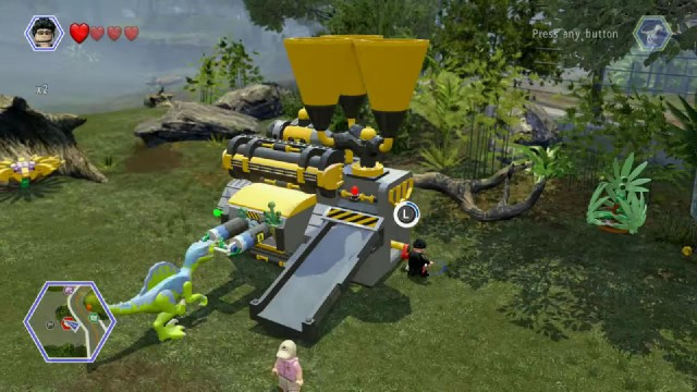 Lego jurassic world red bricks locations guide gumiabroncs Gallery