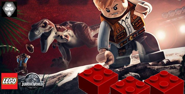 Lego Jurassic World Red Bricks Locations Guide