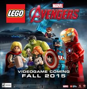 Lego Marvel's Avengers video game image