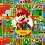 Lets Super Mario Wallpaper Artwork